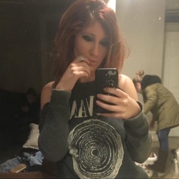 Cute nirvana sweatshirt